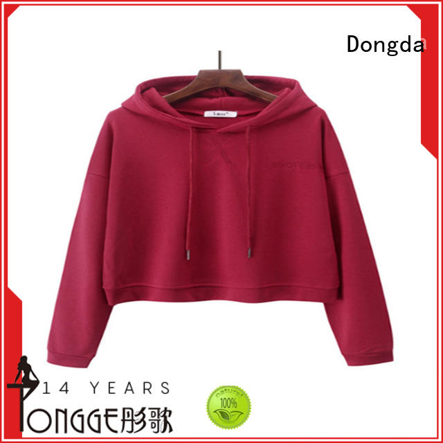 Dongda graphic sweatshirts for business for women