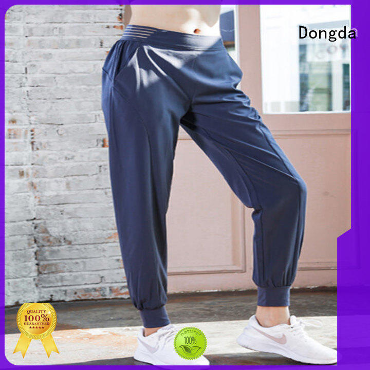 Dongda Custom gym pants manufacturers for petites
