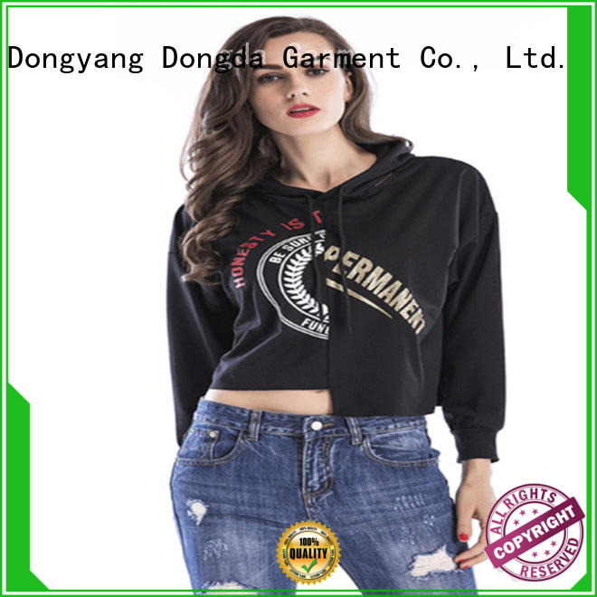 Dongda hoodies ladies hoodies for business for ladies
