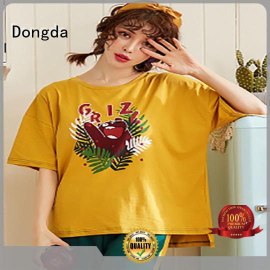 Dongda pajama dress supply for ladies