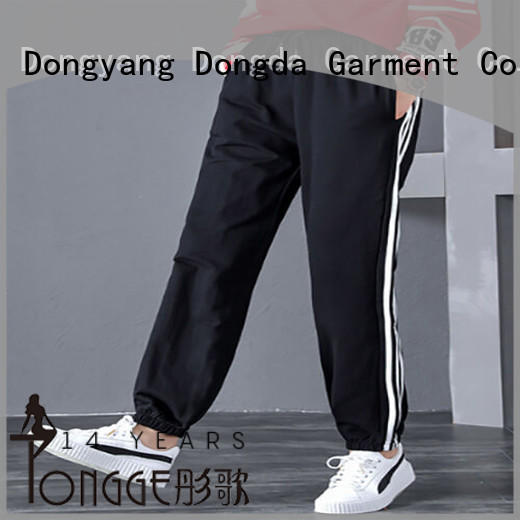 Dongda new arrival gym trousers wholesale for women