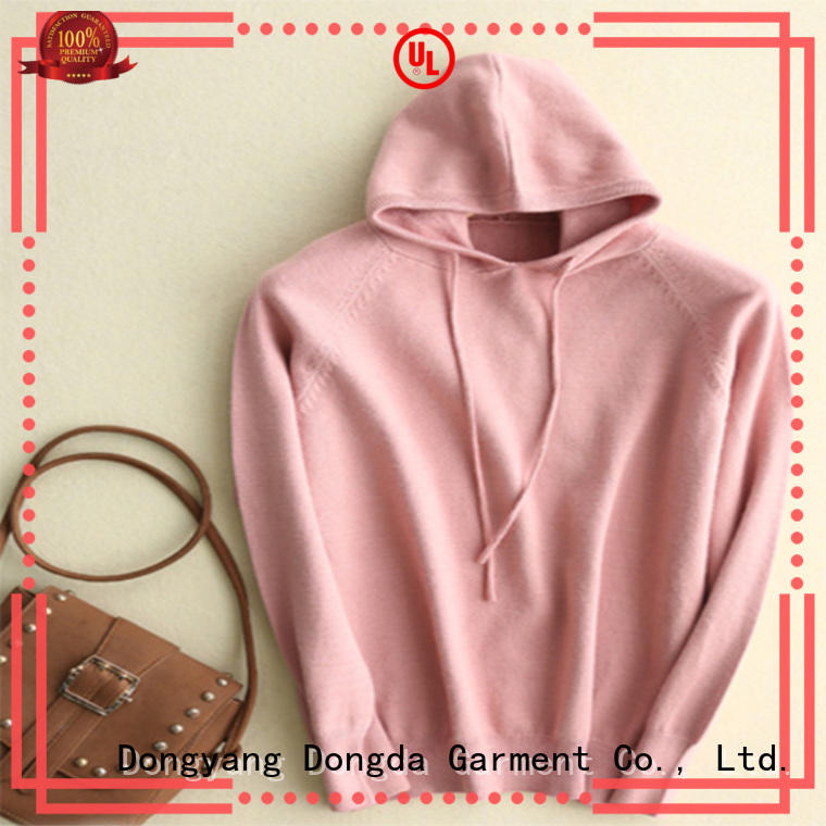 Dongda female female hoodies manufacturers for ladies