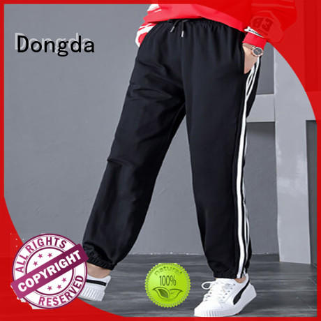 Dongda casual pants exercise leggings manufacturers for summer