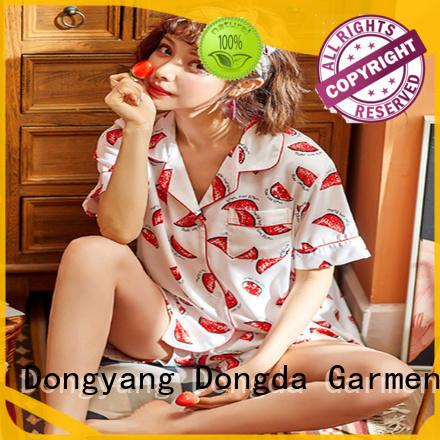Dongda ladies womens sleep dress factory for ladies