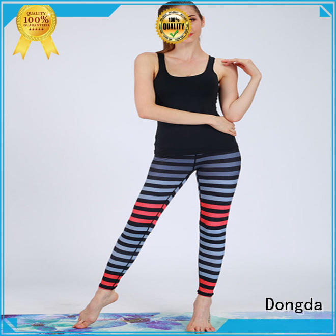 Dongda casual pants workout tights factory for summer