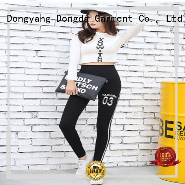 Dongda Top exercise leggings suppliers for sweating