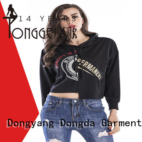 mixed graphic oversized hoodie oversize for ladies Dongda