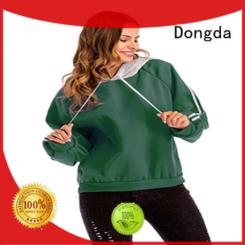 New female hoodies hooded for business for ladies