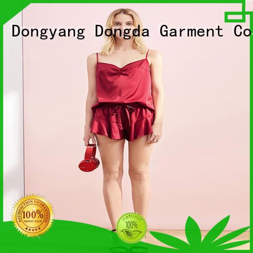 Dongda Wholesale women's sleepwear sets suppliers for women