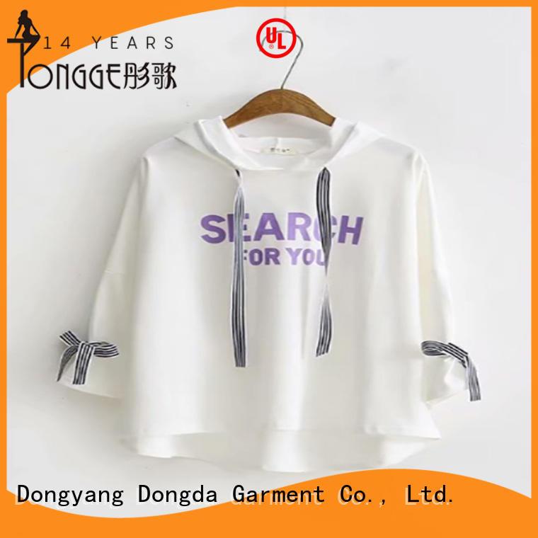 Dongda graphic graphic sweatshirts suppliers for international market