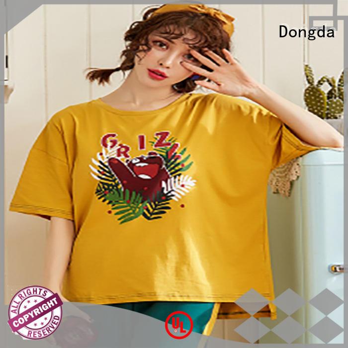 Wholesale female pajamas suit factory for women