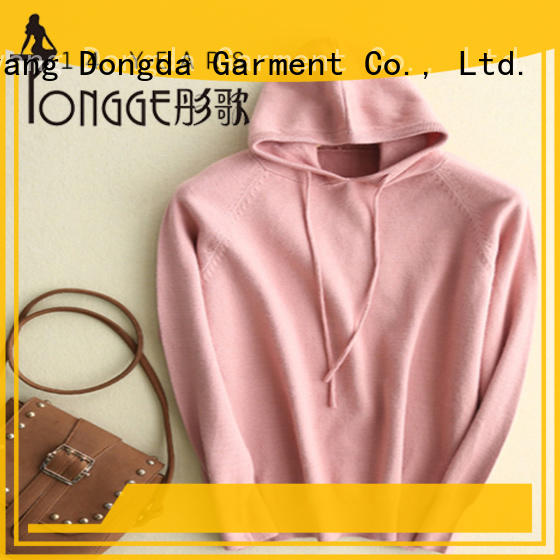 skin-friendly stylish hoodies womens customized for women