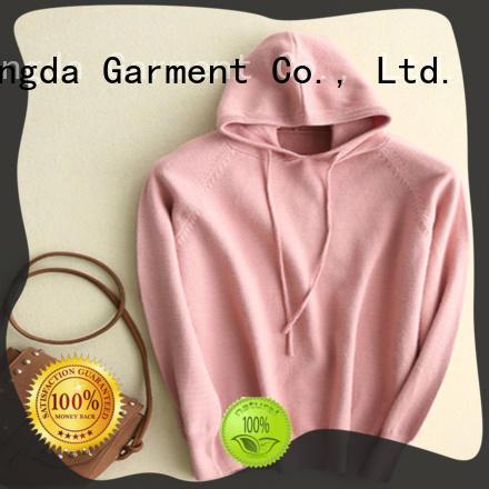 Top ladies hoodies girls supply for international market