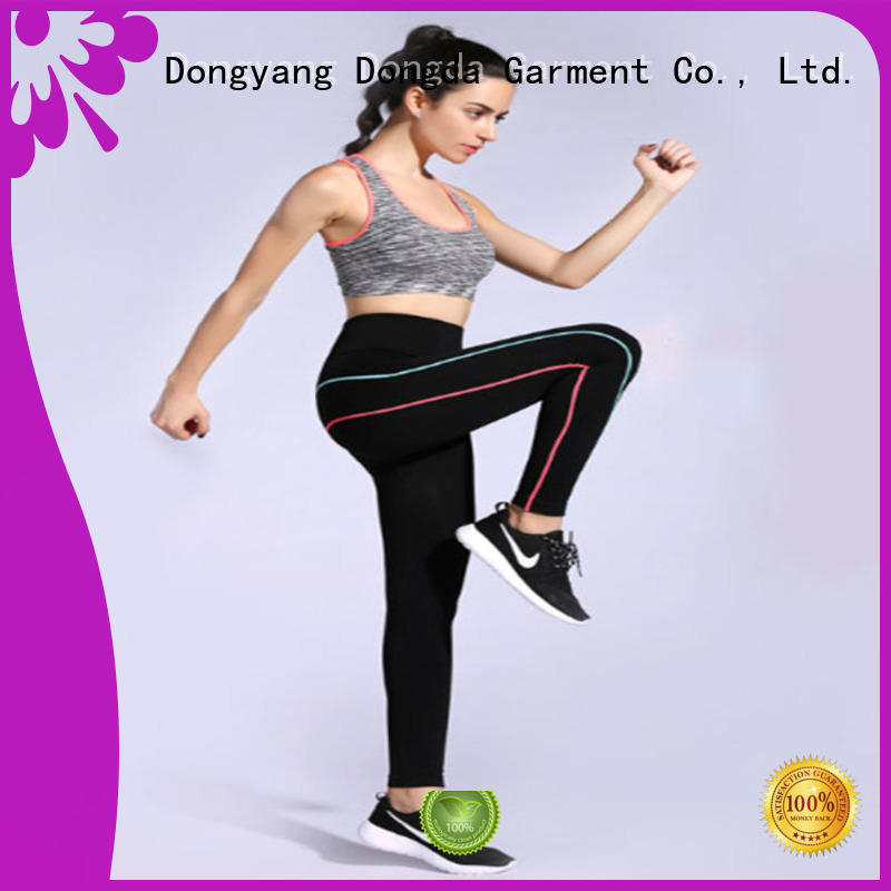 Dongda exercise pants suppliers for pear shaped