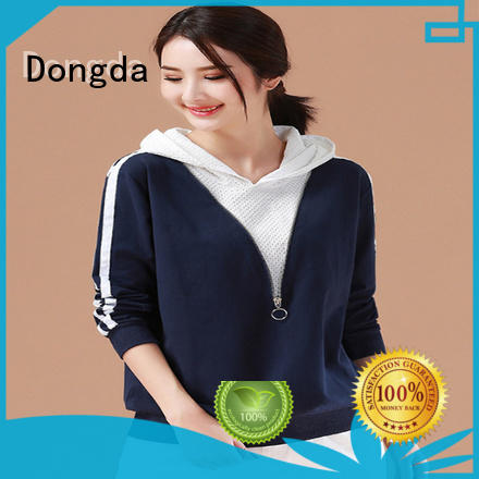 Dongda Best ladies sweatshirts suppliers for ladies