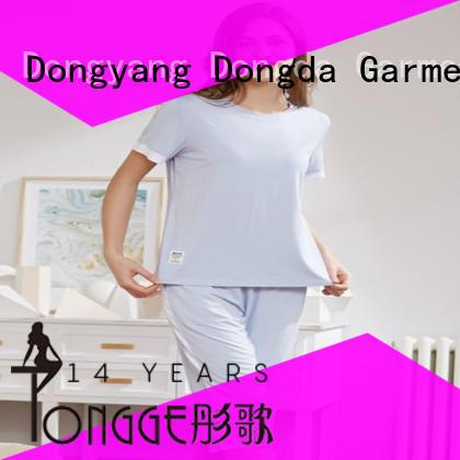 FOB price summer house dresses OEM service for women Dongda