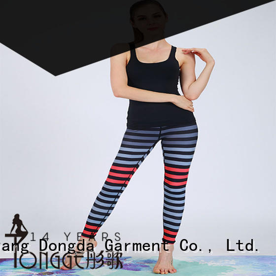 new arrival yoga pants supplier from China for women Dongda