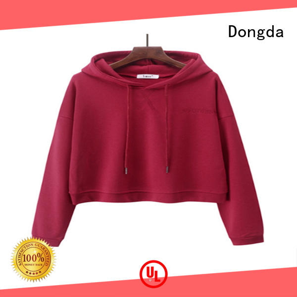 Dongda ladies sweatshirts manufacturers for women