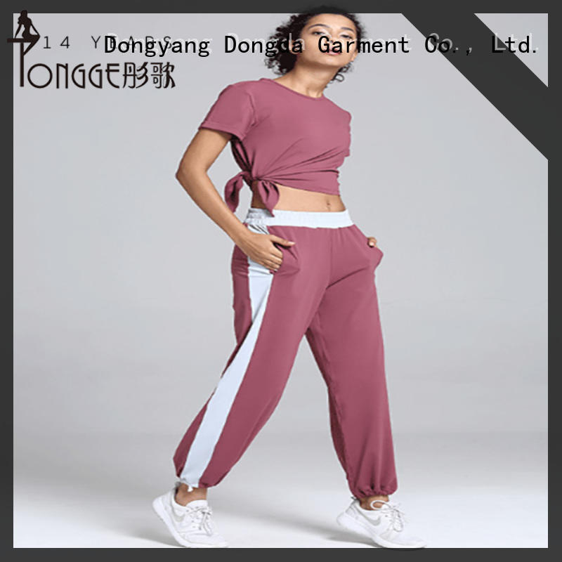 gym workout pants oversized for petites Dongda