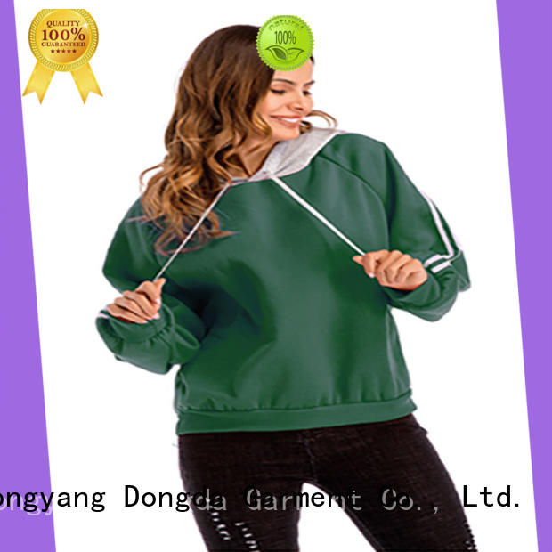 Latest ladies hoodies oversized suppliers for international market
