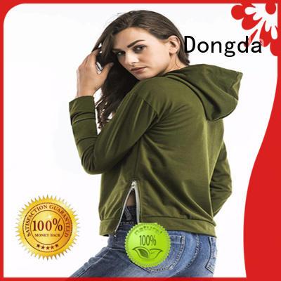 Dongda girls ladies sweatshirts company for ladies