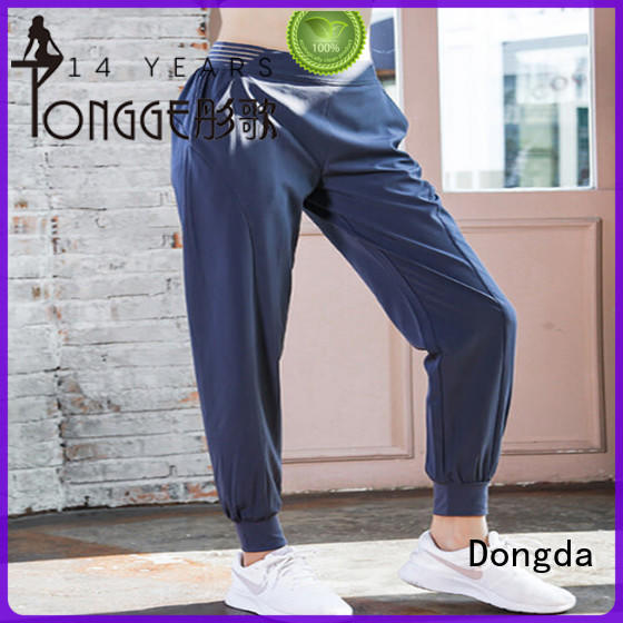 Dongda fitness activewear pants for sale for women