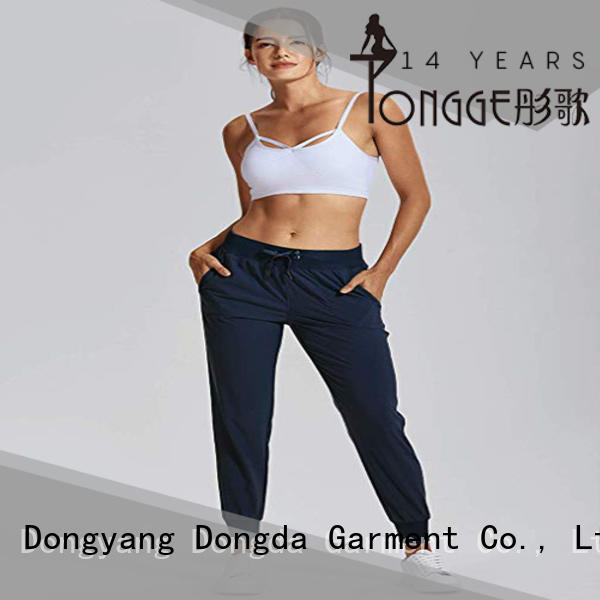 Dongda new arrival workout yoga pants factory for women